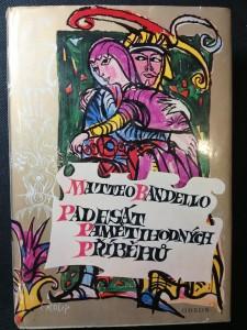 náhled knihy - Padesát pamětihodných příběhů : Výbor z novel
