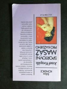 náhled knihy - Sportovní masáž pro každého