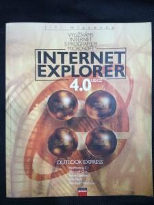 náhled knihy - Využíváme Internet s programem Microsoft Internet Explorer 4.0