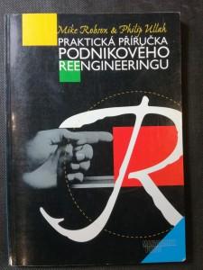 náhled knihy - Praktická příručka podnikového reengineeringu