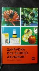 náhled knihy - Zahrádka bez škůdců a chorob