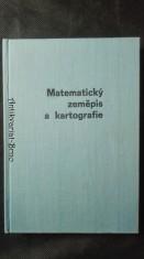 náhled knihy - Matematický zeměpis a kartografie