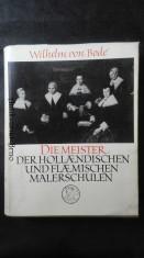 náhled knihy - Die Meister der Hollaendischen und Flaemischen Malerschulen