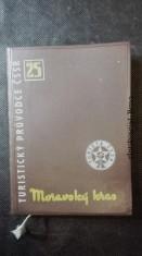 náhled knihy - Turistický průvodce ČSSR:Moravský kras