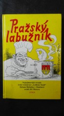 náhled knihy - Pražský labužník