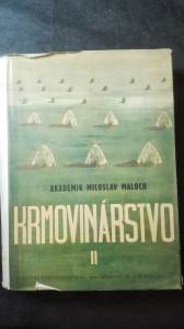 náhled knihy - Krmovinárstvo II.