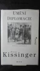 náhled knihy - Umění diplomacie: Od Richelieua k pádu Berlínské zdi