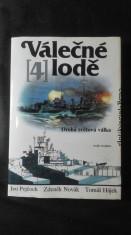 náhled knihy - Válečné lodě 4: Druhá světová válka