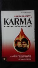 náhled knihy - Krevní skupiny: Karma je zakódovaná v krvi