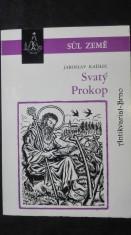 náhled knihy - Svatý Prokop