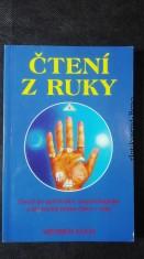 náhled knihy - Čtení z ruky: úvod do spirituální, psychologické a karmické praxe čtení z ruky