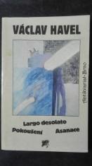 náhled knihy - Largo desolato, Pokoušení, Asance