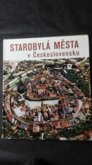náhled knihy - Starobylá města v Československu