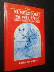 náhled knihy - Numerologie na celý život : láska - práce - zdraví - peníze