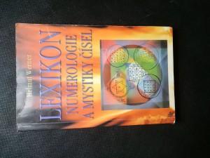 náhled knihy - Lexikon numerologie a mystiky čísel