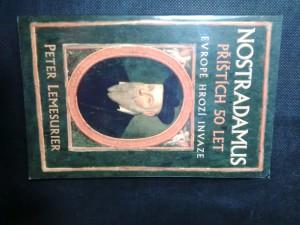 náhled knihy - Nostradamus - příštích 50 let : Evropě hrozí invaze