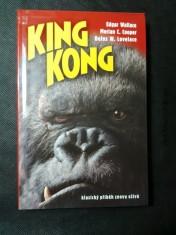 náhled knihy - King Kong : klasický příběh znovu ožívá