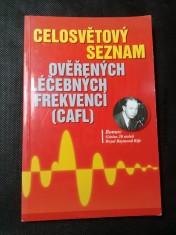 náhled knihy - Celosvětový seznam ověřených léčebných frekvencí (CAFL)