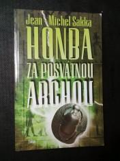 náhled knihy - Honba za posvátnou archou