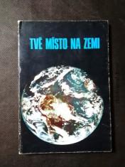 náhled knihy - Tvé místo na zemi