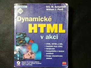 náhled knihy - Dynamické HTML v akci