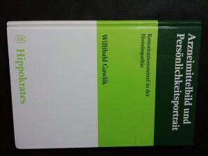 náhled knihy - Arzneimittelbild und Persönlichkeitsportrait - Konstitutionsmittel in der Homöopathie