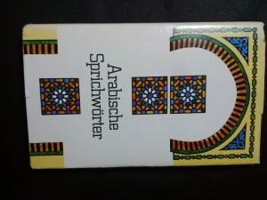 náhled knihy - Das Kamel auf der Pilgerfahrt : 1111 arabische Sprichwörter