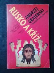 náhled knihy - Rusko a kříž : z dějin pravoslavné církve v SSSR