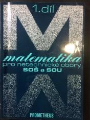 náhled knihy - Matematika pro netechnické obory SOU a SOŠ 1.díl