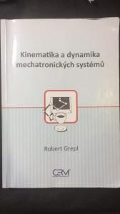 náhled knihy - Kinematika a dynamika mechatronických systémů