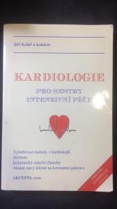 náhled knihy - Kardiologie pro sestry intenzivní péče