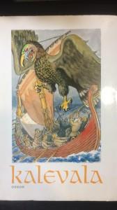 náhled knihy - Kalevala
