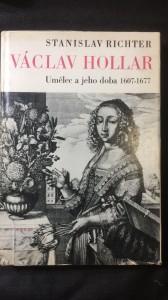 náhled knihy - Václav  Hollar umělec a jeho doba 1607-1677