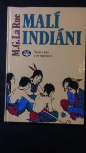náhled knihy - Malí indiáni