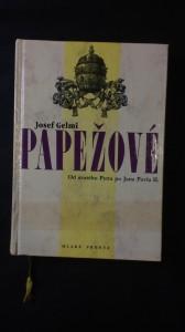 náhled knihy - Papežové