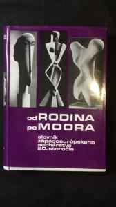 náhled knihy - Od Rodina po Moora