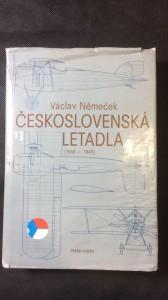 náhled knihy - Československá letadla