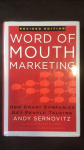 náhled knihy - Word of mouth marketing