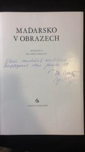 náhled knihy - Maďarsko v obrazech