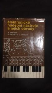 náhled knihy - Elektronické hudební nástroje a jejich obvody