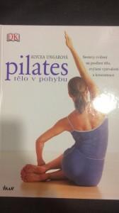náhled knihy - Pilates tělo v pohybu
