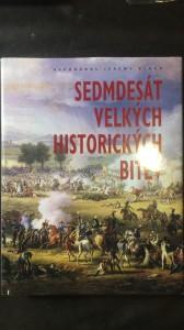 náhled knihy - Sedmdesát velkých historických bitev