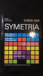 náhled knihy - Symetria - súbor hier - pre deti, mládež a dospelých