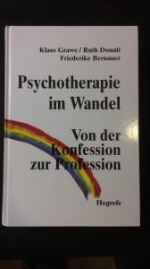 náhled knihy - Psychotherapie im Wandel