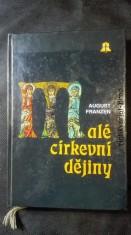 náhled knihy - Malé církevní dějiny