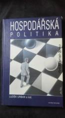 náhled knihy - Hospodářská politika