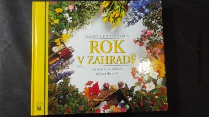 náhled knihy - Rok v zahradě: Jak se těšit ze zahrady od jara do zimy