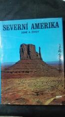 náhled knihy - Severní Amerika: Země a život
