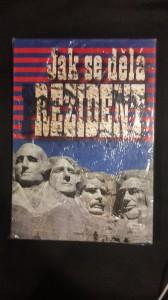 náhled knihy - Jak se dělá prezident