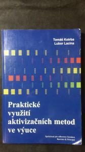 náhled knihy - Praktické využití aktivizačních metod ve výuce